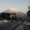 Mount Yōtei from Hirafu.  Hokkaido, Japan.