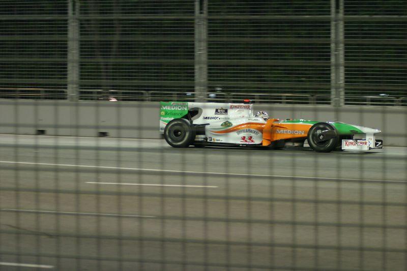 2009 Formula 1 SingTel Singapore Grand Prix