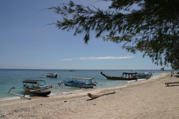 Gili islands, Lombok, Indonesia.