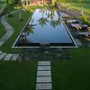 Pool view.  Villa Amala. Bali, Indonesia.