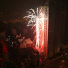 On the 5th day of Chinese New Year, people in Shanghai set off fireworks to send off the god of fortune.  I guess this is an example of how NOT to set off fireworks.  China.