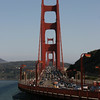 Can't say you have been to San Francisco without visiting the Golden Gate Bridge.