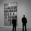 Rart of the exhibit.  Museum of Modern Art (MoMA). =) San Francisco.