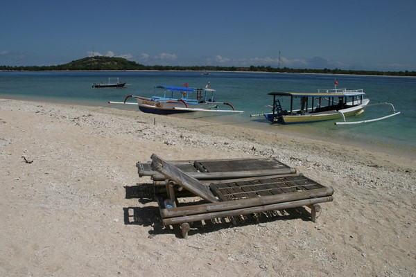 Gili islands, Lombok, Indonesia.
