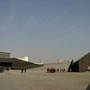 Nanjing Massacre Memorial Hall.  China.