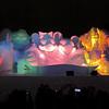 Disneyland at Sapporo Snow Festival.