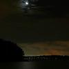 Night sky at Mamam beach.