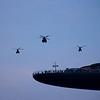 Chinook, Super Pumas & Apaches.