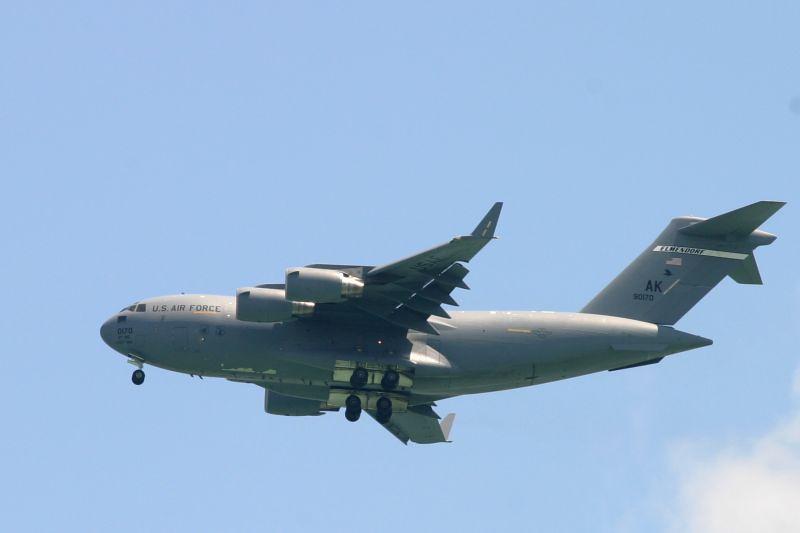 US Air Force C-5 Galaxy