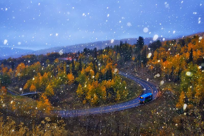 Winter Fells Fall