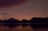 Star Trails Over Tetons