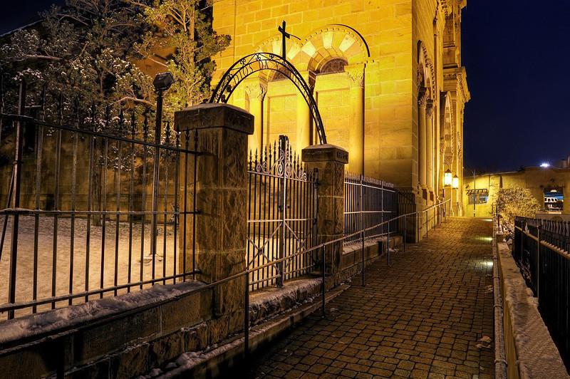 Passage Through the Night