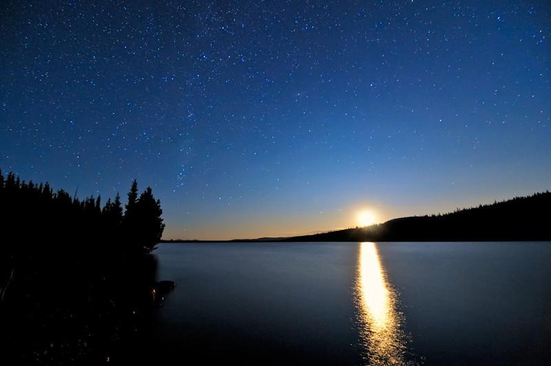 How Many More Moonrises?