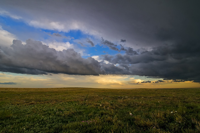 Central Shortgrass Prairie Turbulence