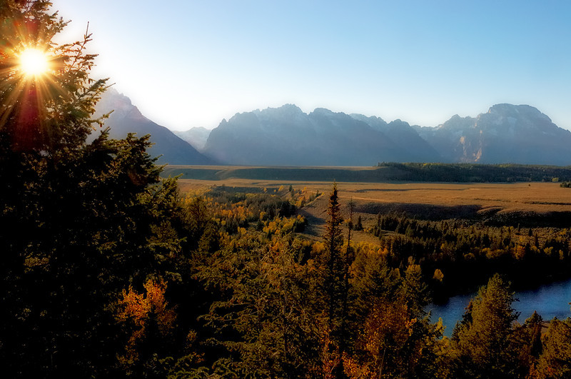 Snake River Sunburst
