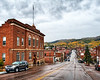 A Rainy Day in Cripple Creek, CO