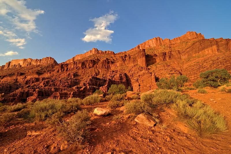 Utah-rado: Seeing Red