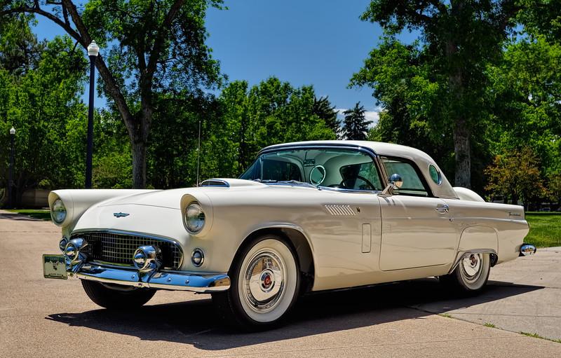 1956 Ford Thunderbird Reborn