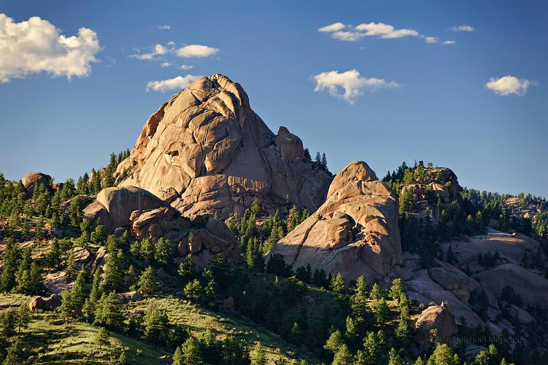 Pikes Peak Granite Dome