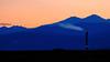Stacked Colorado Rockies Sunset