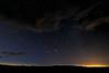 Sunset vs. Light Pollution