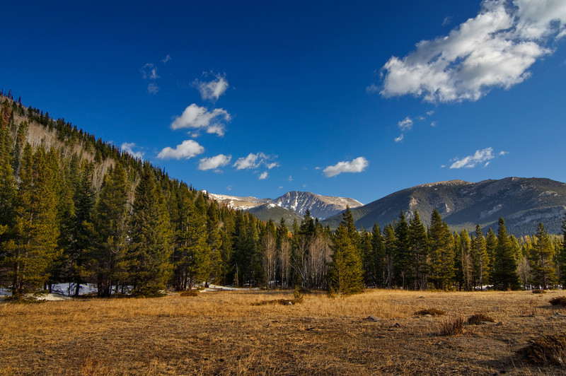 Winter Breaking at Rocky Mountain National Park