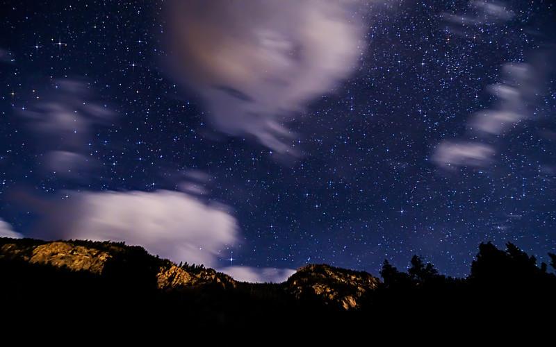Steller Night Sky Motion