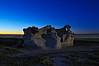 Moonlit Prairiehenge