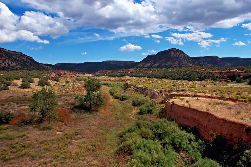 SE Colorado Canyon Country Poetry