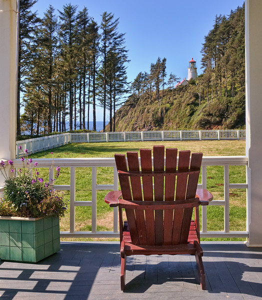 Found Serenity at the Heceta Head Lighthouse Bed & Breakfast