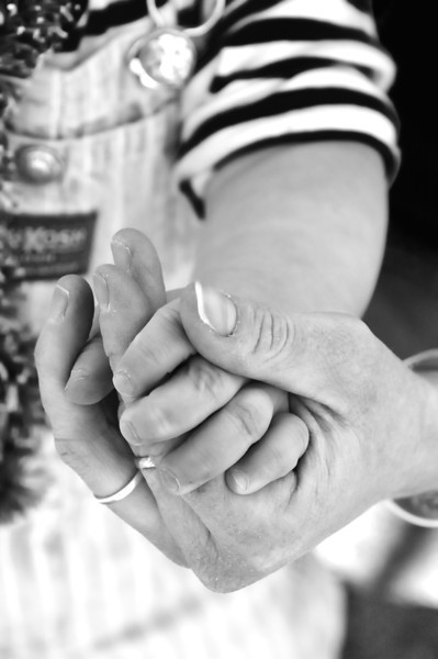 A Mother's Loving Hand