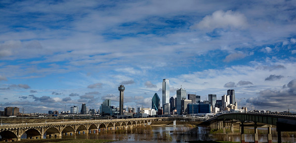 Dallas -0517<br /> View from Oak Cliff