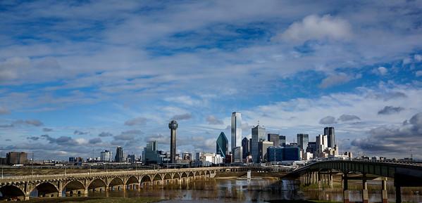 Dallas -0517<br /> View from Oak Cliff