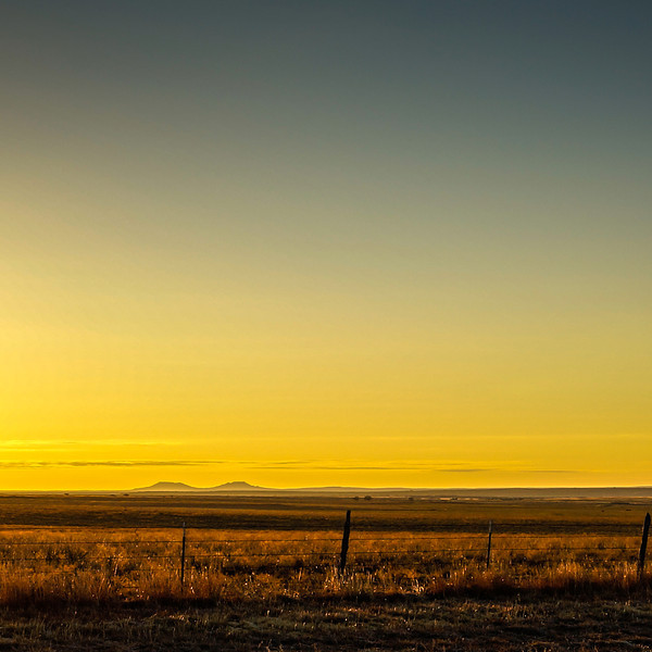 Sunrise Near Spur Texas<br /> Between Spur and Clairmont Texasg
