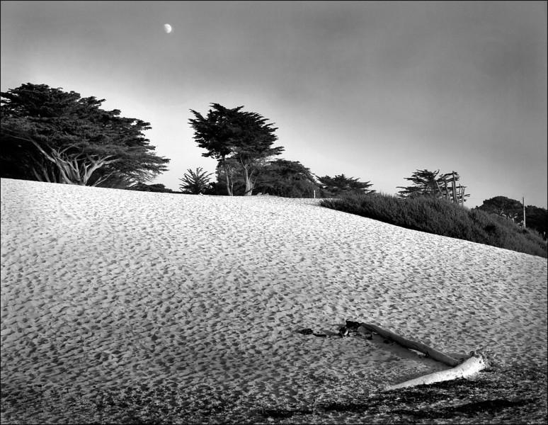 Carmel Beach Twilight