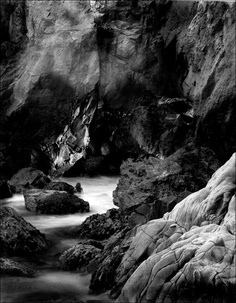 Pfeiffer Beach Cave