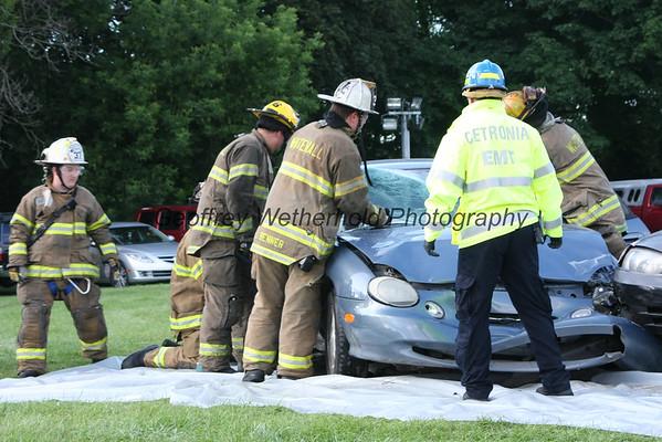 6/24/15 - Whitehall Vehicle Rescue Demo