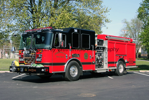 Lehigh County Fire Apparatus