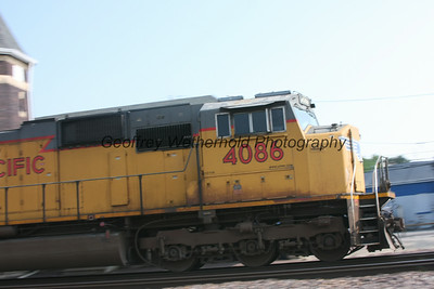 UP Railroad