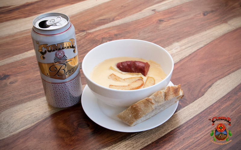 BEER and Beer Cheese Soup Pairing