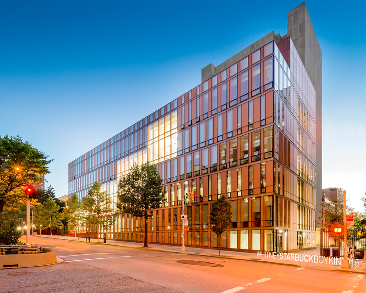 Barnard College: Diana Center