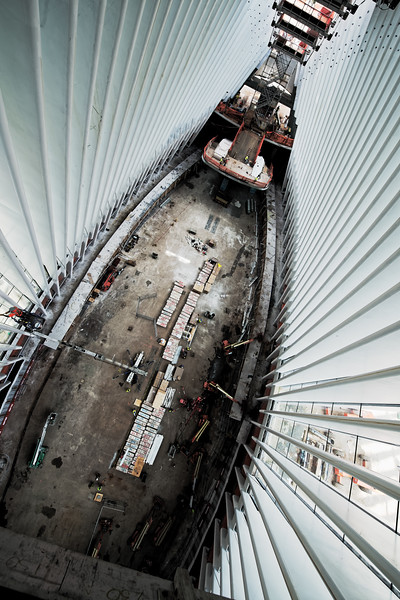 World Trade Center Station (Oculus)