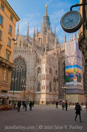 Milano and the Italian Alps