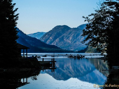 Chelan and Stahekin in Washington
