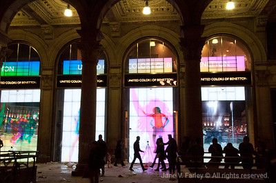 Milano night lights