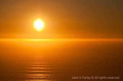 Muir Beach Lookout Sun