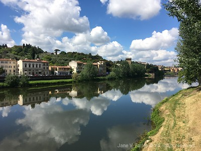 Clouds in Florence