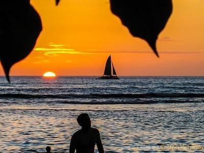 Sunset New Otani