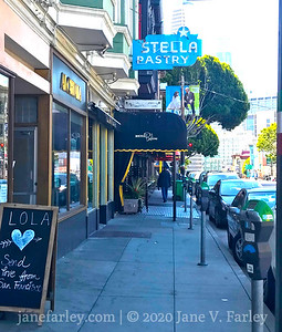 Stella's Pastry in SF