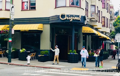 Original Joe's in North Beach SF